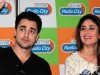 Bebo and Imran Khan attend `Gori Tere Pyaar Mein` screening with pals