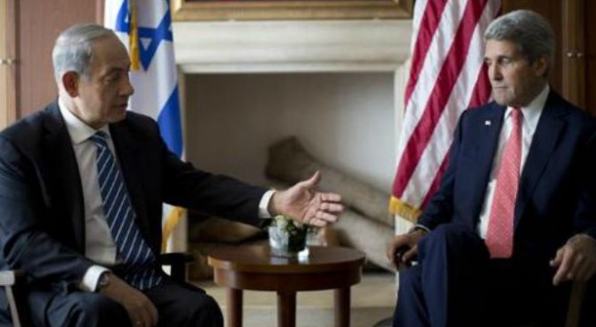 Kerry in Israel to advance peace talks with Palestinians