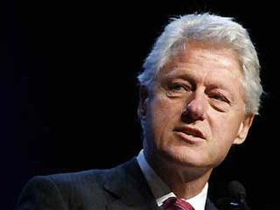 When Bill Clinton called Obama `luckier than dog with two d***s`!