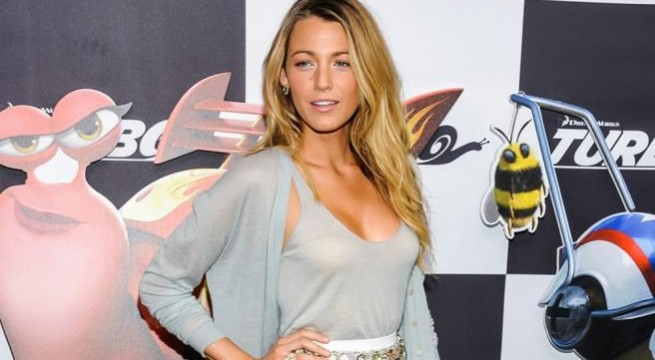 Blake Lively credits amazing figure to chocolate