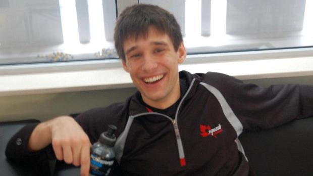 Canadian squash player killed in road crash