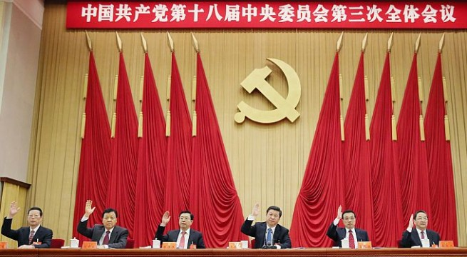 China's Third Plenum promises `decisive role` for markets in economy