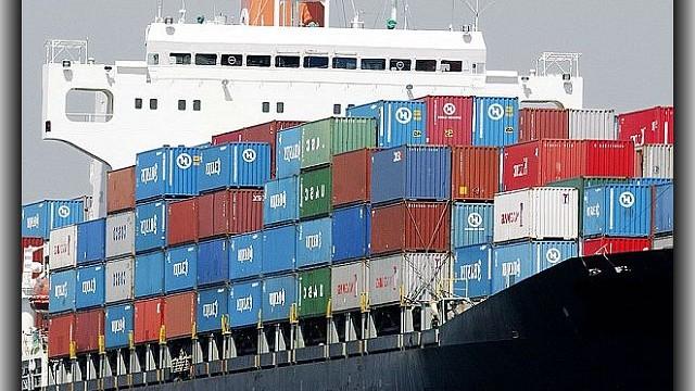 China's exports go up