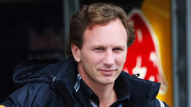 Red Bull chief Horner not too keen to fill Ecclestone's shoes
