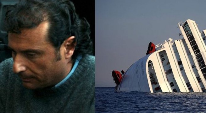 Costa Concordia's captain `jumped-off` to safety from sinking ship