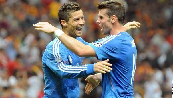 Real Madrid ties Juventus on goals by Ronaldo, Bale
