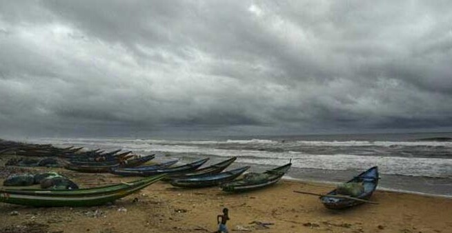Cyclone 'Helen' to hit Andhra coast Friday