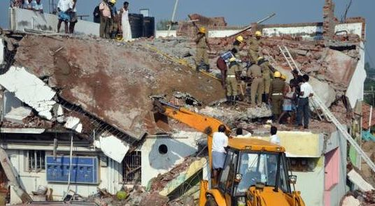 Cylinder explosion kills 3, injures 8 in Salem: Report