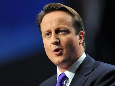 Cameron wants to cement ties with India