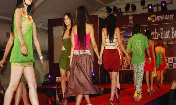 Delhi hosts northeast fashion festival