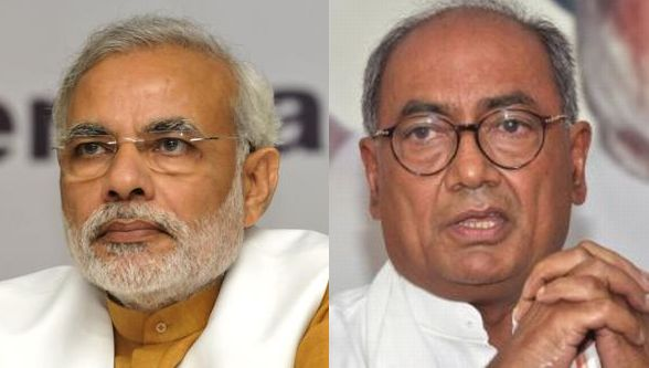 Modi must take history lessons and classes with top BJP leaders: Digvijay Singh