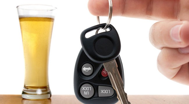 Hangover driving` as bad as `drunk driving`