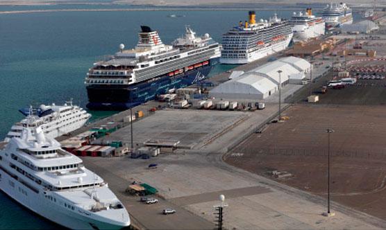 Dubai Cruise Tourism expects 300,000 tourists