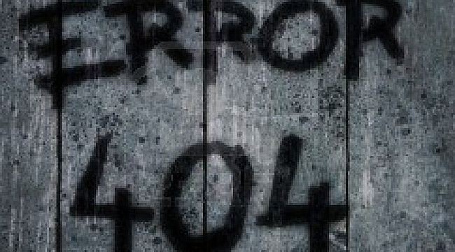 'Error 404' most popular words on web for 2013