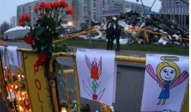 Estonia mourns Latvian supermarket deaths