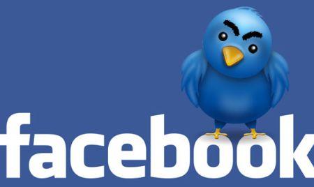 Twitter, Facebook celebrity spat heats up