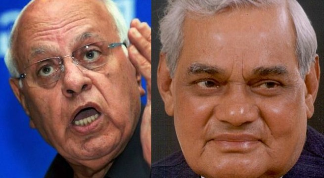 Farooq Abdullah also demands Bharat Ratna for Vajpayee