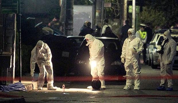 Fatal shooting near Athens Golden Dawn office