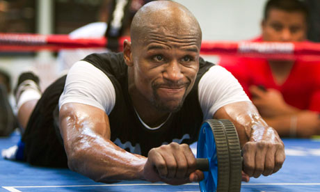 Mayweather, Pacquaio could meet in 300-mln-dollar mega fight next year