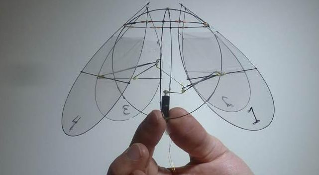 Flying jellyfish-like robots may be next gen of surveillance drones