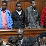 Suspect charged over Kenya mall massacre rejects killing