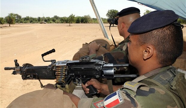 France to raise troops in Central African Republic