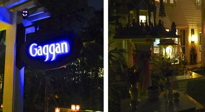 And the `best Indian restaurant in the world` title goes to `Gaggan` in Bangkok