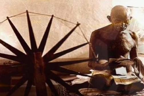 Gandhi's personal Charkha expected to fetch 80k pounds at UK auction