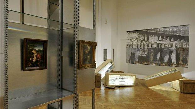German police find 1,500 artworks taken by Nazis