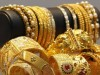 Gold prices dropped by Rs 200 to Rs 31,100 per 10 grams