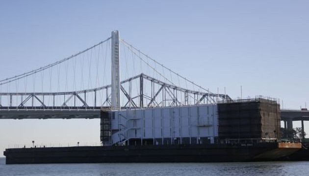 Google's secret `floating SF Bay data center` turns out to be luxury Google X showroom