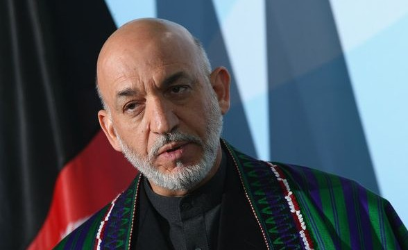 Afghan president backs security pact with US