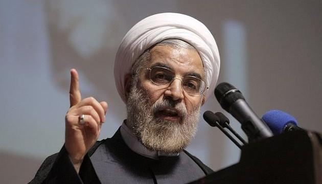 Iran will not bow to threats: Rowhani