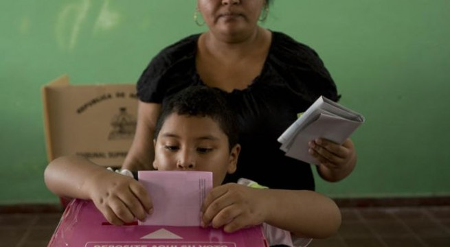 Honduras holds general elections amid tight security