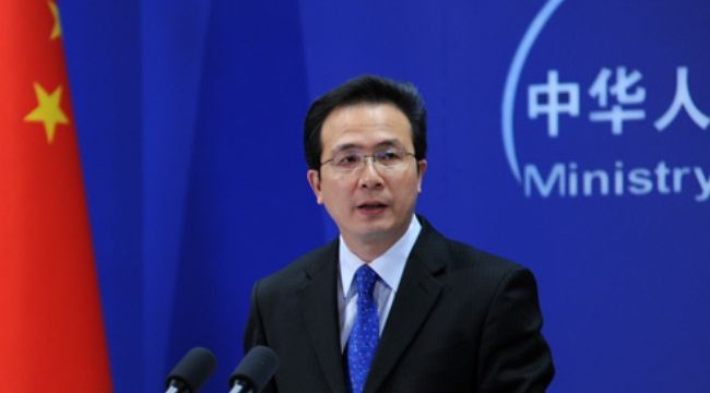 China urges US to respect air defence zone