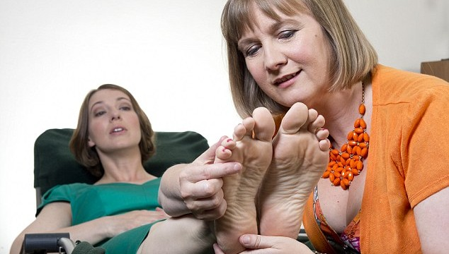 How your toes reveal your personality