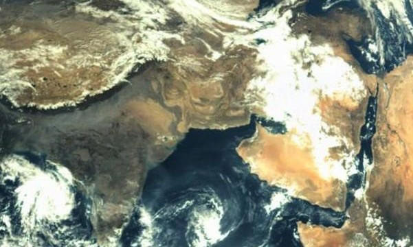 Mangalyaan sends first pictures of earth