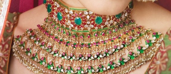 India's best bridal jewellery revealed