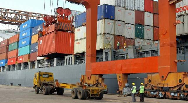 India's exports jump 13.47 percent in October