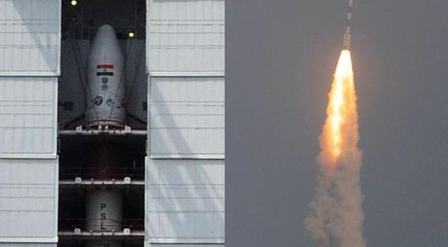 India successfully launches First Mars Orbiter Mission .