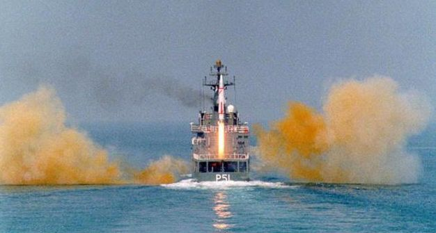 India successfully tests Dhanush ballistic missile