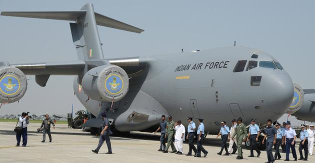 IAF to procure equipment, platforms worth $150 bn