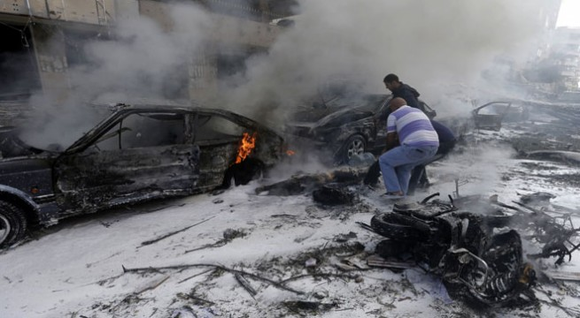 Israel denies involvement in Iran embassy attacks in Beirut