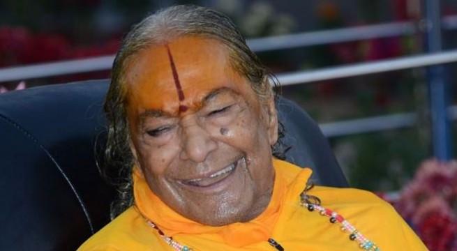 Jagadguru Kripalu Maharaj passes away