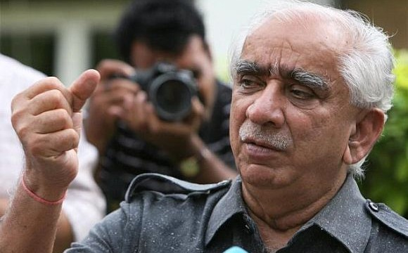 India's foreign policy trapped between its borders: Jaswant Singh
