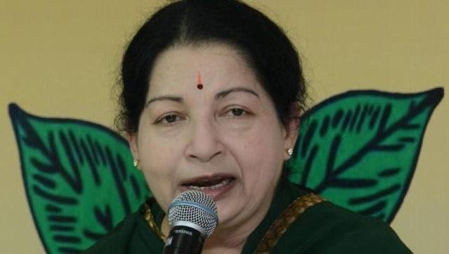 Jayalalithaa taunts India's 'meek' approach