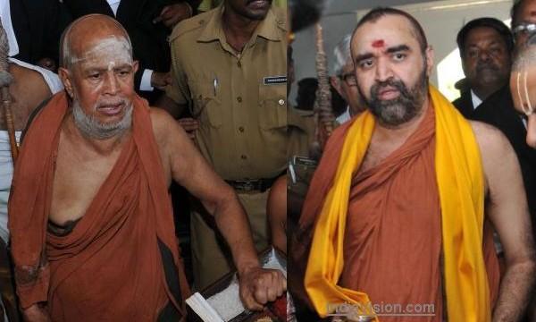 Kanchi seers, all accused let off in Sankararaman murder