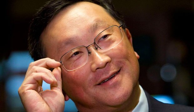 BlackBerry's interim CEO has `no plans` to shut down mobile business