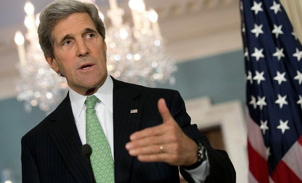 Kerry blames Muslim Brotherhood for 'stealing' Egypt revolution