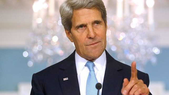 Kerry says major powers agree on Iran nuclear deal